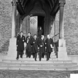 Kamer van Koophandel , Den Haag 100 jaar, Duinen, van / Anefo, 1953