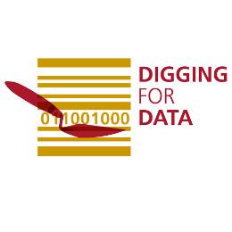 Digging for Data logo