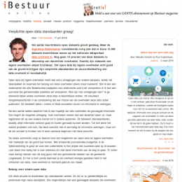 Screenshot van ibestuur.nl